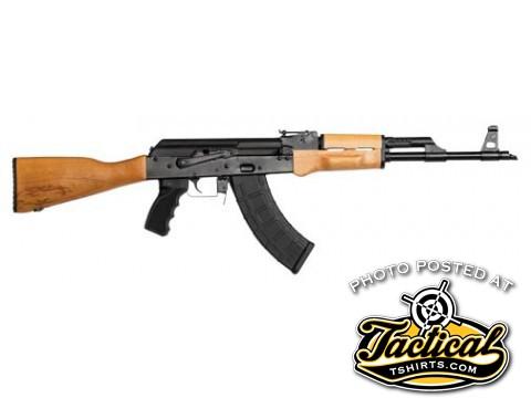 Century American Made AK Rifle