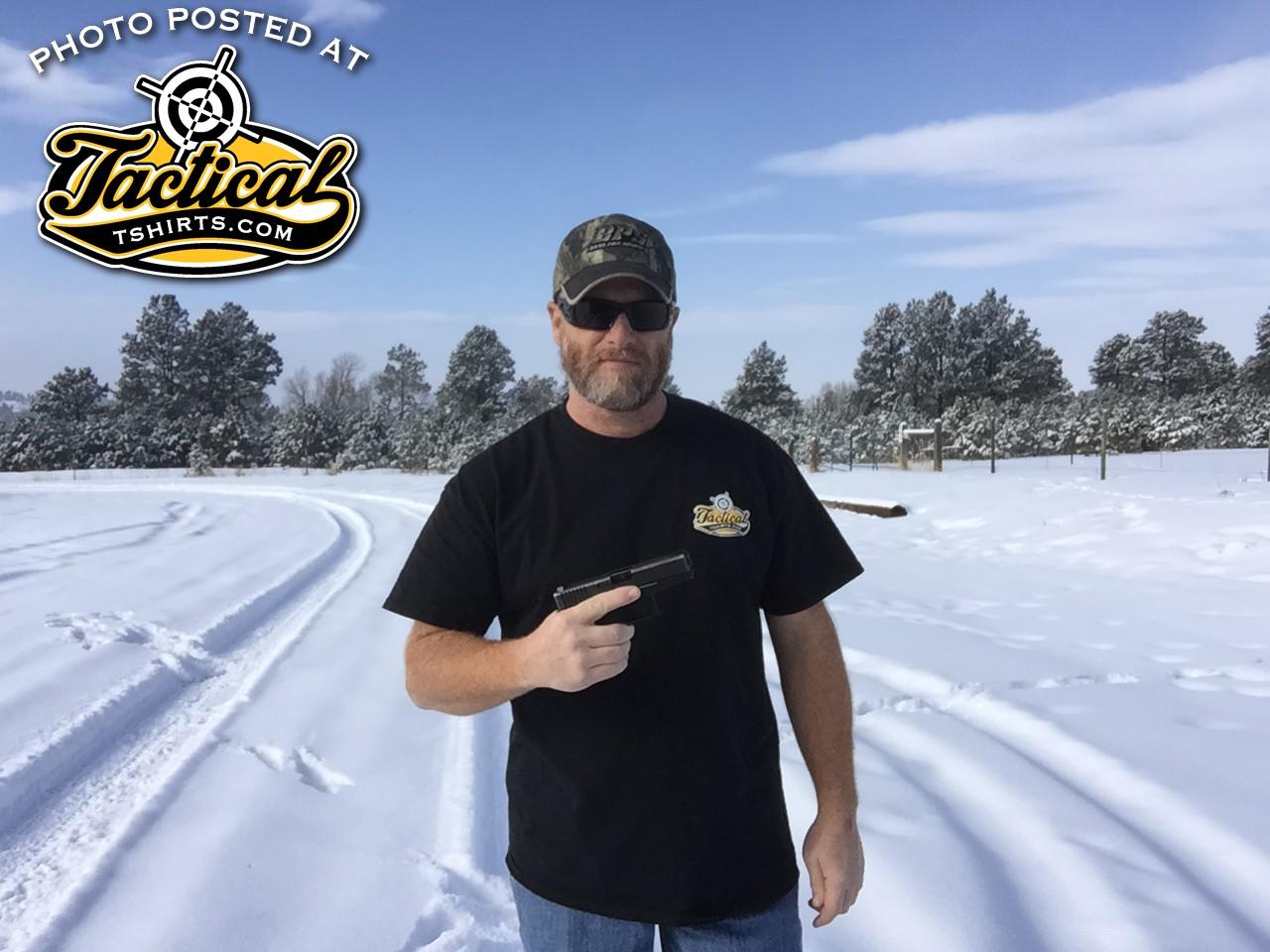 Darrel Hill Colorado. Glock 19 Winner