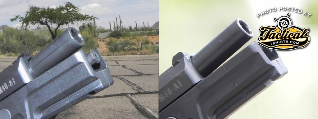 Gun Photography Lighting Conditions