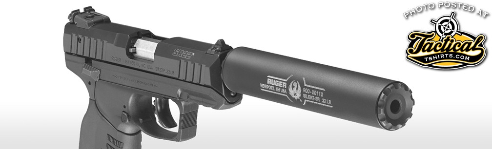 Silent-SR Suppressor