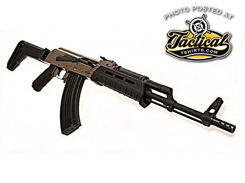 SMI Arms Storm AK