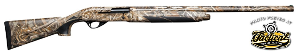 Weatherby Element Synthetic Shotgun