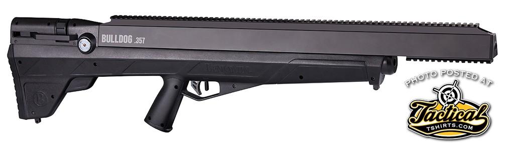 The Bulldog Air Rifle