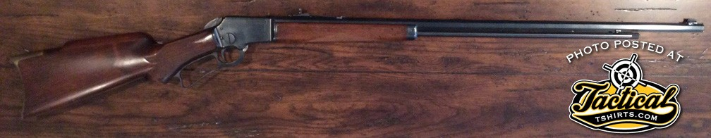 Amy's 1897 Marlin Rifle