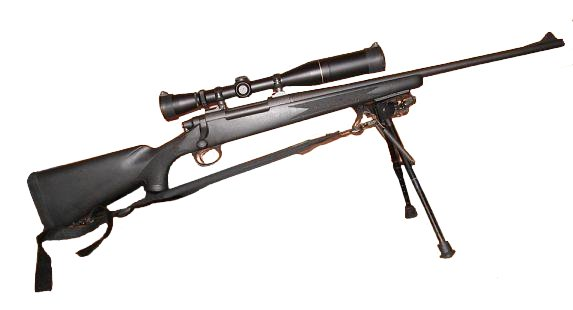 Remington Model 700 ADL.