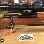 Mounted Correct Scope On Our Swede Sniper M41B