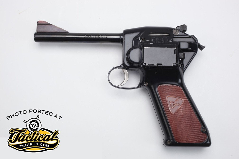 Dardick Double Action Revolver