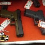 FDE vs Grey Glocks