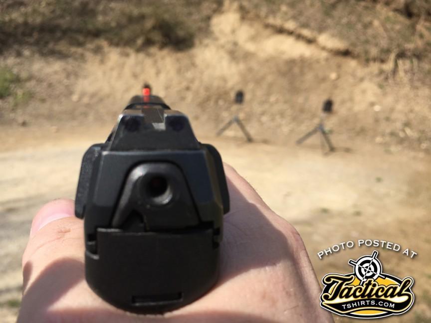 Magic Marker Rear Sight Blackout John1911 Com Gun Blog