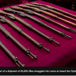 Rifles Found in Belfast Orange Hall After 100 Years
