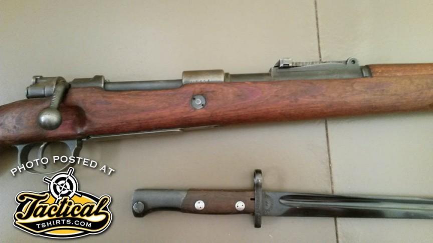 Mauser k98 yugoslavian Zastava M