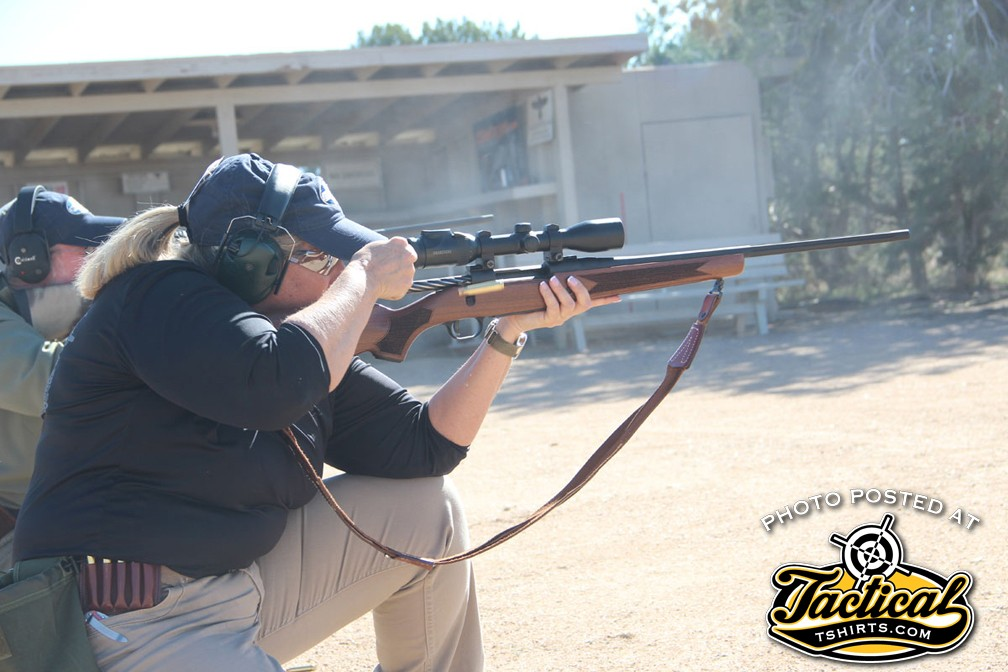 Mossberg's Patriot is a good-looking centerfire rifle with classic American lines.