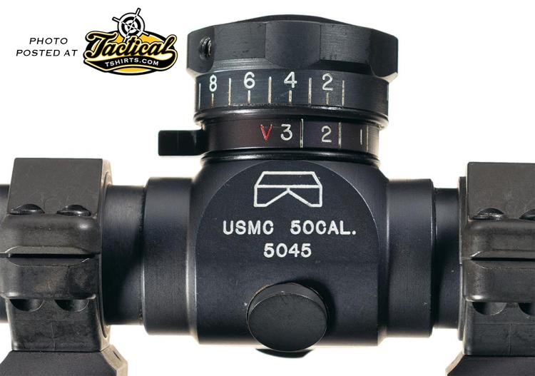 USMC Unertl Scope. Quite collectable.