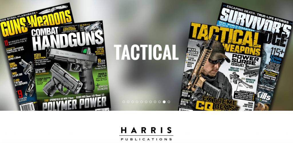 Some Harris Gun Magazines