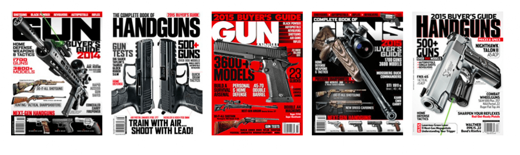 Annual editions of Harris Gun Magazines are no more.