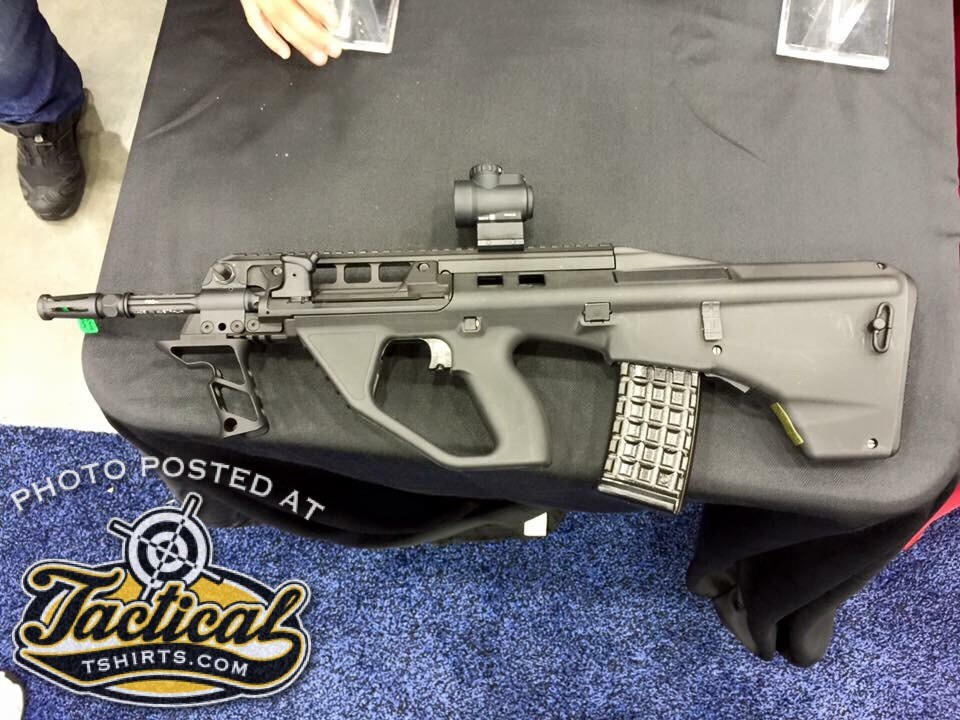 F90 Seen at NRA Show 2016