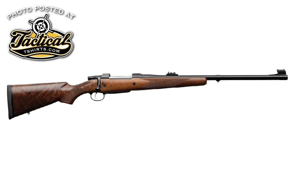 The CZ Safari Classics Magnum Express is one of the few rifles you can find factory-produced in .505 Gibbs.