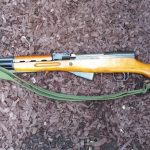 Dallas Shooter Use A SKS Rifle
