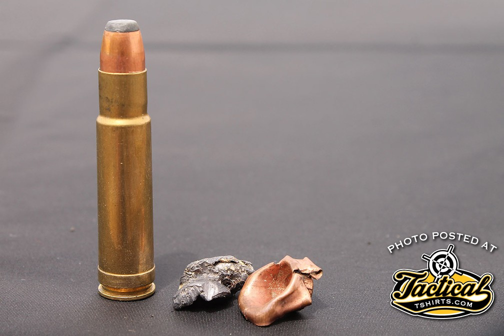 """You can see how this bullet performed on a big Montana whitetail in Realtree's """"Monster Bucks 11"""" video."""