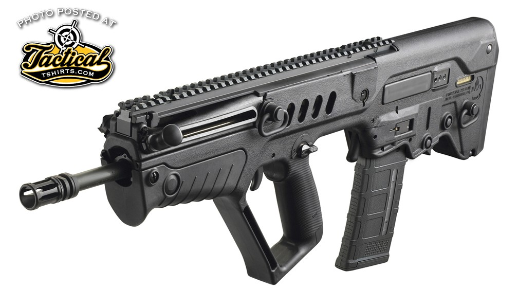Tavor Rifle in Black