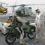 POTD — USMC Recon Motorcycle