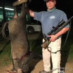 230lb pig texas blaser rifle
