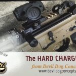 Bolt-on Side Charging Handle