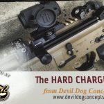 Bolt-on Side Charging Handle