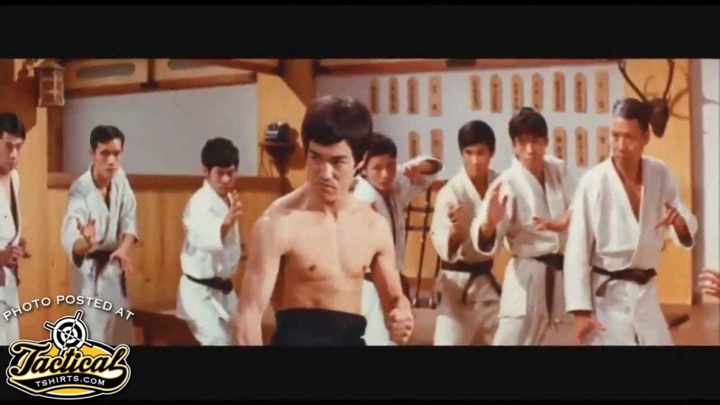 Too many of my fellow black belts don't realize Bruce Lee movies are bullshit.