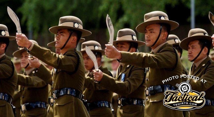 Potd The Gurkha Knives John1911 Com Gun Blog