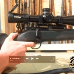 Video — Testing Cheek-Weld / Eye-Relief Blaser R8