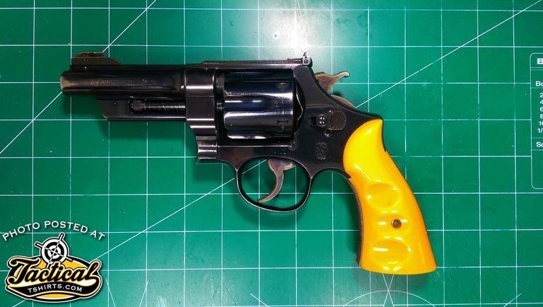 357 registered magnum LEO Gun Oklahoma.