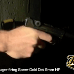 Video – Will a German Luger Run HP Ammo?