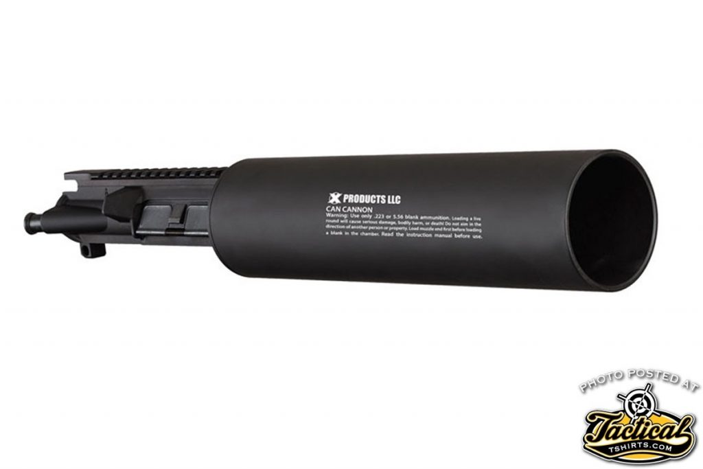 Can Cannon Upper fits on any AR.