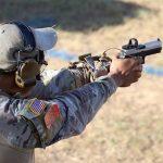 Handguns Seen at 2016 Ft. Benning Sniper Challenge