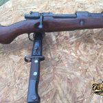 German CZ k98 Mauser Rehab Update 2