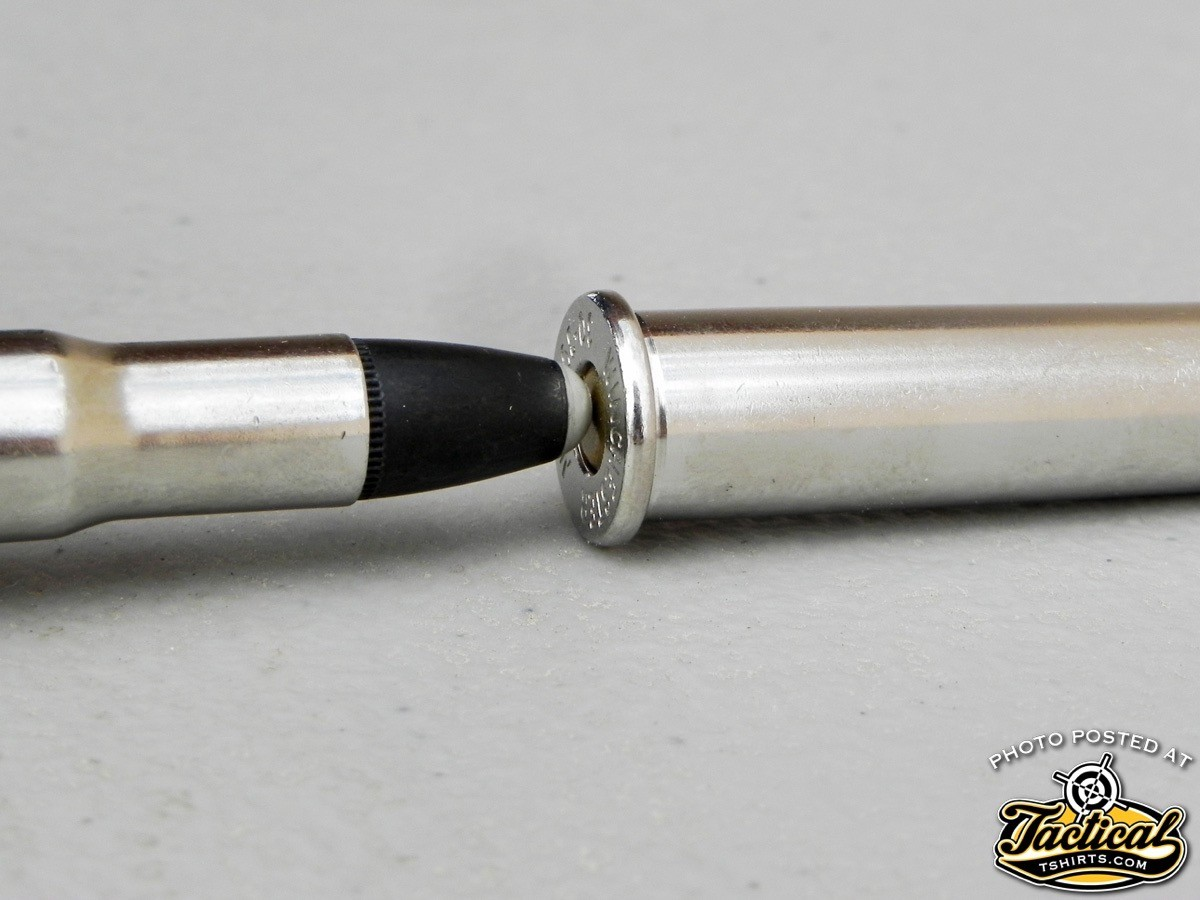 Generally, tubular magazines must use flat-point or round-nose bullets.