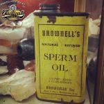 POTD — Brownell's Sperm Oil