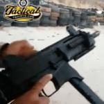 Video — Sub-Gun Slamfire