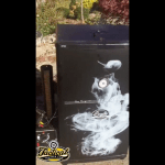 Video — Smoker for Deer Camp