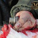 AK Rifle Grenade Accident