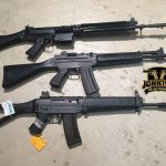 Armory Chat EP13 — Which Rifle – 223 FAL – AR/70 – 551A1