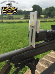 Scope leveling and offset from barrel.