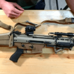 Video -SCAR-16 Disassembly
