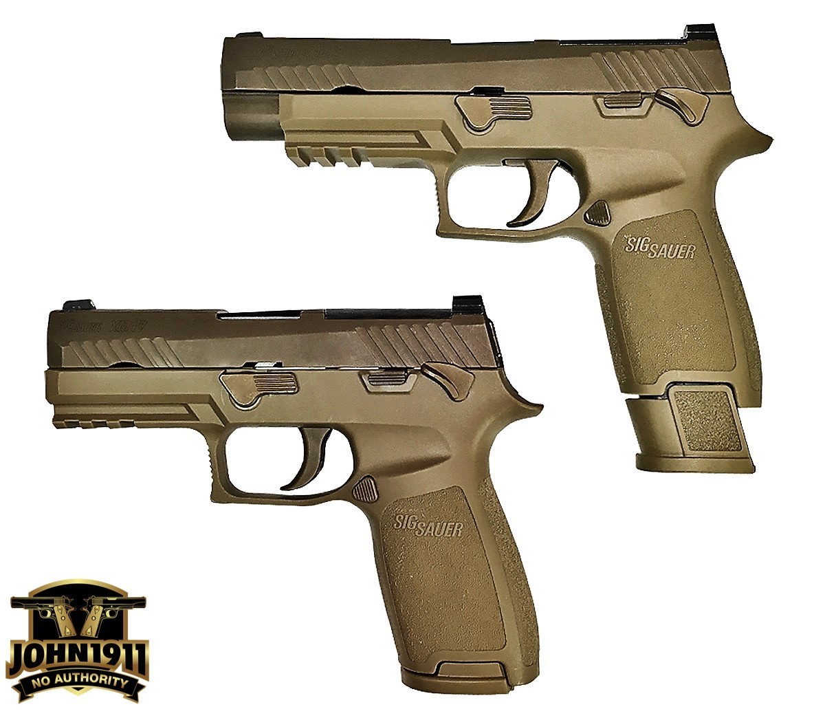SIG P320 Now the US Army M17