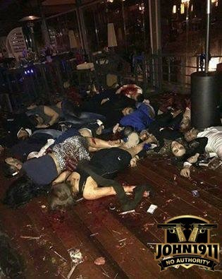 Inside Turkish NYE Nightclub Attack