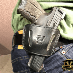 Yaqui Holster Issue — Demo Video