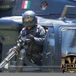 Video — Mexican Marines Using Mini-guns Against Cartels