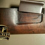 Ross Rifle Stock Cracks
