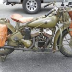 1941 Indian Motorcycle – US Army Model